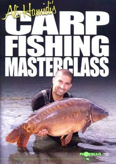 One of my favorite carp fishing books. Great color photos and step by step instructions regarding all aspects of carp fishing. www.CatsandCarp.com