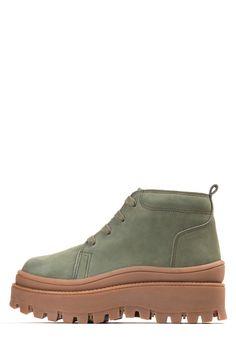 Jeffrey Campbell Shoes DESERT New Arrivals in Khaki