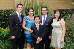 Primera Comunión   Photoshoot   Retrato Familiar   Metepec   Jardín   Fotografía   www.vizualmexico.com.mx