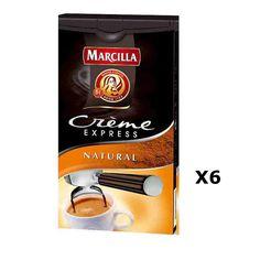 Koffie Creme Expresso natuurlijk 250 Grs -Marcilla te koop