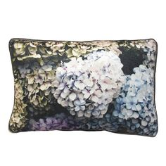 Shop Hydrangea Cushion by MM Linen with Afterpay   queenb