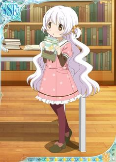 Nagisa-school library