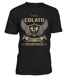 I'm a COLATO - What's Your SuperPower #Colato