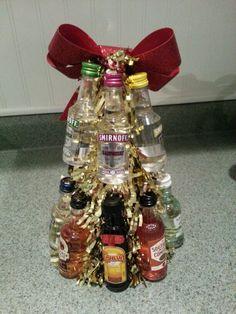 Back of Nip Christmas Tree