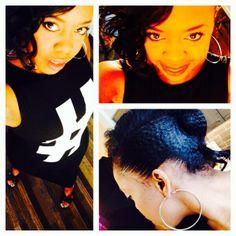 Ayisha Cottontail Hashtag #