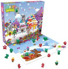 Moshi Monsters Micro Advent Calendar (New 2013) http://www.pinterest.com/JustAdamBoards/just-christmas-shop/