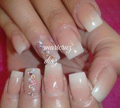 Difuminado nails