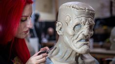 Tested Goes Behind the Scenes at Immortal Masks, A High-End Silicone Halloween Mask Maker