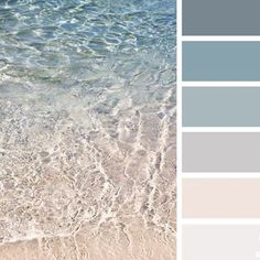 coastal color schemes right now! Check out these beautiful shades from Design Seeds that are perfect for any decor.loving coastal color schemes right now! Check out these beautiful shades from Design Seeds that are perfect for any decor. Coastal Colors, Coastal Style, Coastal Decor, Coastal Cottage, Coastal Interior, Ocean Colors, Beachy Paint Colors, Coastal Homes, Coastal Country