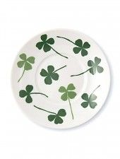 House of Rym Can I have another cup? – bordje Lucky Clover groen