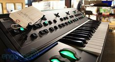Moog Music's Amos Gaynes on learning to code in BASIC and going off the grid