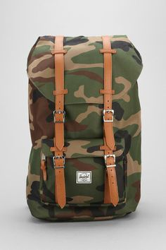 Herschel Supply Co. Little America Suede Backpack #urbanoutfitters