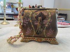 Mary Frances handbag #MaryFrances #EveningBag