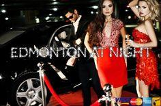 Edmonton At Night - Edmonton Entertainment Agency. Edmonton, Alberta CANADA 🇨🇦 .. #EdmontonAtNight