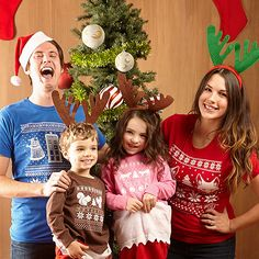 Quirky Christmas shirts