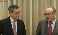Draghi insta a la banca a recortar más gastos