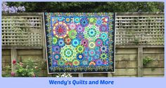 la passacaglia is in this Millefiori Quilts, published by QuiltMania