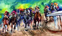 The Race by Kathy Morton-Stanion