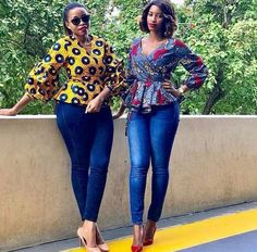 Collection of the most beautiful and stylish ankara peplum tops of 2018 every lady must have. See these latest stylish ankara peplum tops that'll make you stun Latest African Fashion Dresses, African Print Dresses, African Print Fashion, Africa Fashion, African Dress, Ankara Fashion, African Print Peplum Top, Ankara Peplum Tops, Ankara Blouse