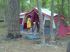 Family Camping: How it came to be