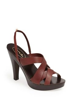 Completely obsessed! Even cuter in person!! #sweepsentry SJP 'Stella' Sandal (Nordstrom Exclusive) | Nordstrom