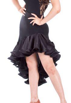 DSI Layla Latin Dance Skirt 3543|Skirts