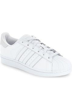 adidas Originals Superstar I White/White Culture Kings