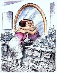 Wees lief voor wie je lief is - en vergeet vooral jezelf ook niet...