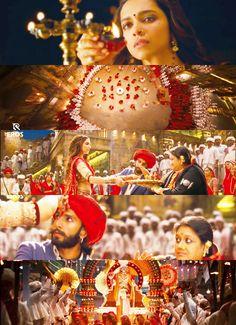 Ram Leela- Sanjay Leela Bhansali creates magic on the sets!