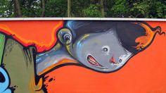 Super cute graffiti! ! – visualworld