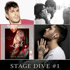 Kylie Scott, Stage, Book Wallpaper, Love Affair, Novels, Reading, Books, Movie Posters, Libros