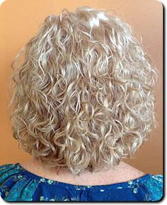 Jean was ecstatic over her new Deva Cut by Kenneth! She knew her hair was curly...but she had NO idea she had SO MUCH curl!!! Welcome as a new Perfections Curly Girl, Jean!