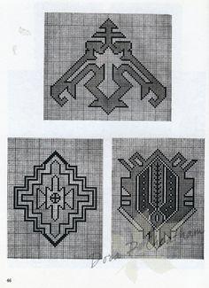 Gallery.ru / Фото #48 - Persian Rug Motifs for Needlepoint - Dora2012