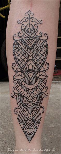 ornamental #tattoos