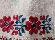 Embroidery Stitches, Cross Stitch, Costume, Crochet, Handmade, Towels, Kitchen, Cross Stitch Samplers, Weekly Menu