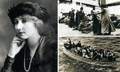 On the night that the Titanic sank, one woman, the Countess of Rothes, put the welfare of others before her own, working tirelessly to row them to safety.