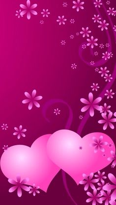 Iphone wallpaper background pink hearts and flowers Flower Background Wallpaper, Cute Wallpaper Backgrounds, Flower Backgrounds, Cute Wallpapers, Iphone Wallpapers, Pattern Background, Pink Wallpaper Iphone, Heart Wallpaper, Love Wallpaper