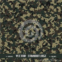 Vector camouflage background with four layers Camouflage, City Photo, Layers, Movie Posters, Art, Layering, Art Background, Military Camouflage, Film Poster