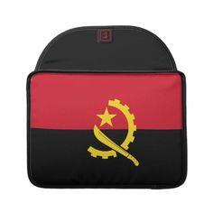 Angola Flag Macbook Pro Sleeve For Macbook Pro African Flags, African Shop, Macbook Pro, Touch, Sleeve, Accessories, Manga, Finger, Manche