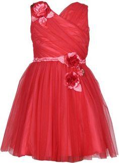 Cutecumber Baby Girl's A-line Dress - Buy Red Cutecumber Baby Girl's A-line Dress Online at Best Prices in India | Flipkart.com