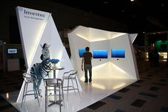 Investec I Exhibition Association Of South Africa Stand Of The Year I XZIBIT