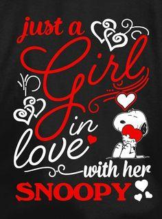Love Snoopy