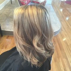 Balayage highlights  Taylor Bruton Hair: Abraham Isaac Salon (804)863-1979