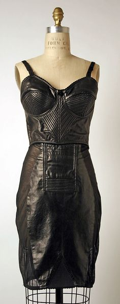 Ensemble  Jean Paul Gaultier  (French, born 1952)   Date:spring/summer 1987