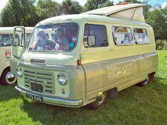 11 Austin 152 Omnivan (Car Camper)(1956-67) by robertknight16, via Flickr