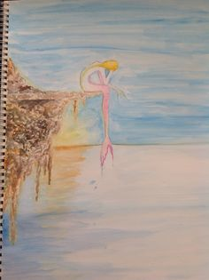 Mermaid cove - by Abby Marshall 2016