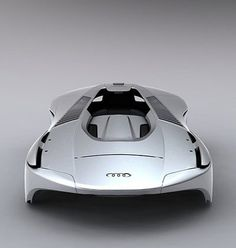 Audi Exo Concept Car by Andrea Mocellin