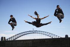 Prova del Red Bull Flying Bach a Sidney