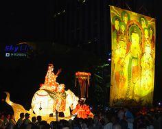 Elephant & Banner Float, Lotus Lantern Parade, Buddha's B'day Celebration, Seoul, S. Korea