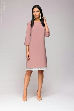 Casual Dress Outfits, Casual Wear, Casual Chique, Chic Dress, My Wardrobe, Frocks, Blouse Designs, Cold Shoulder Dress, Fashion Dresses